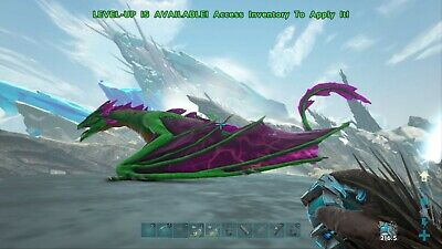 ARK PS4 OFFICIAL PVE Event Element Dust Gacha Clone - New
