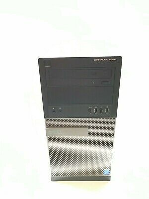 Dell OptiPlex 9020 -MT -Core i5 4670 3.4 GHz - 16 GB - 128 GB SSD 1 TB HDD -wifi