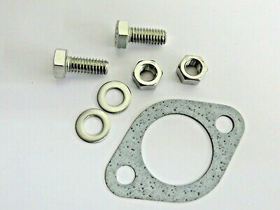 Classic Austin Rover Mini Engine Crankcase Breather  Stainless Fitting Kit