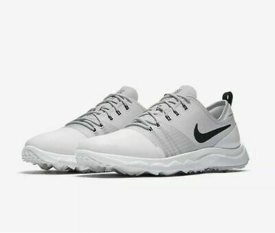 72c213186481d NEW Nike FI Impact 3 Men's Golf Shoes AH6960 AH6959-100 White Gray Black SZ