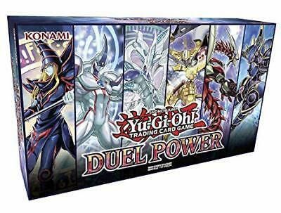 Yu-Gi-Oh! Duel Power Box: 6 Booster Packs - Ultra Rare Cards Brand New & Sealed