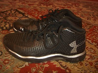 Under Armour 1249784-001 Highlight Training Shoes Mens Size 8