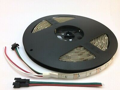5 m WS2812B LED Strip | IP65 | 30/60 LEDs pro Meter