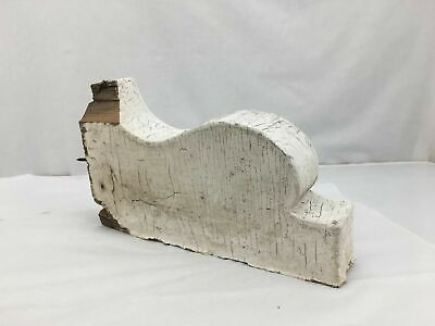 "10"" Antique Corbel Chippy Paint"