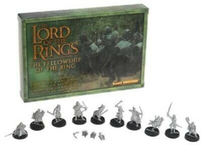 Lord of the Rings Games Workshop Ambush at Amon Hen - Metal Figures New!!!