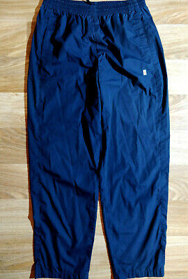 REEBOK CLASSIC PANTS blue Medium $89.99 | PicClick