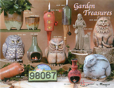 Mayco Garden Treasures Technique Sheet