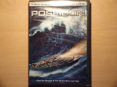Poseidon 2 Disc special edition   New DVD  sealed
