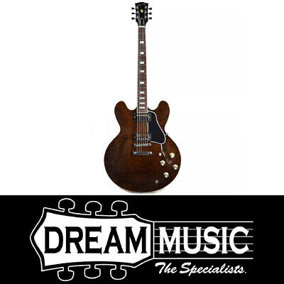 Gibson ES 335 Figured Antique Walnut Electric Guitar SAVE $1560off RRP$7799