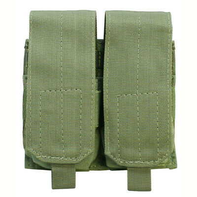 Molle Tactical Double M14/7.62 NATO Magazine Pouch 308 Rifle Mag Pouch ODGREEN