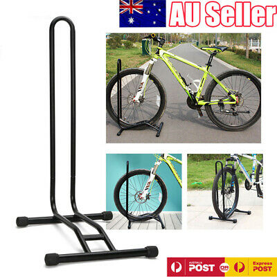 L-Type Bicycle Cycling Bike Display Stand Floor Wheel Parking Rack Holder Hanger