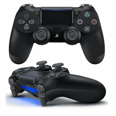 NEW Official Sony PlayStation 4 PS4 Dualshock 4 Wireless Controller Jet Black