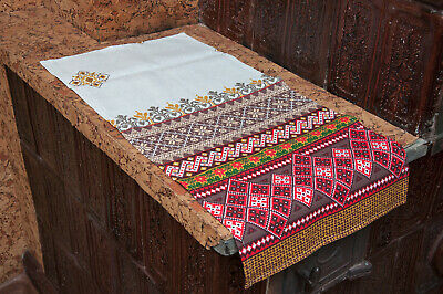 Ukrainian kitchen towel. NEW Linen tea towel, hand towel, farmhouse decor