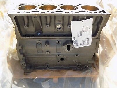 Case Reman Engine Block Assy To Suit Case Machines P/n J933649/free Delivery Inc