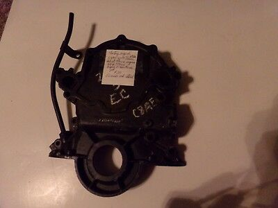 Original C8Ae-6059-A 289/302/351W Timing Cover With Tube