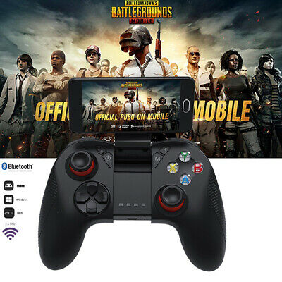 Wireless Bluetooth Gamepad Remote Game Controller B04 Joystick For PUBG Mobile