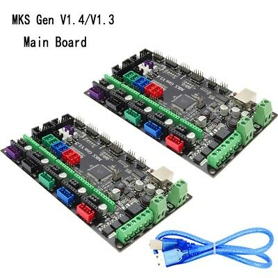 3D PRINTER 32BIT Mainboard MKS-Gen V1 3 is compatible with