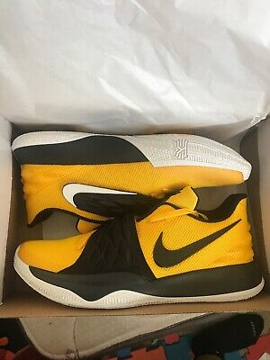 huge selection of 7075d bc2f0 Nike Kyrie Low 1 Amarillo Yellow Black Australia AO8979-700 Men s Size 11.5  New