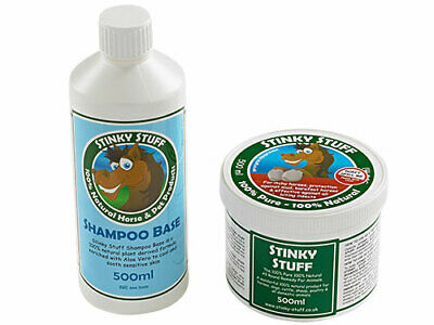 Horse Shampoo & Soothe Pack by Stinky Stuff
