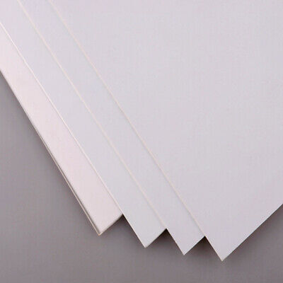 PVC Wall Boards sheet 8ftx4ft Bathroom Wall Cladding White 1.5mm Thick Waterpoof