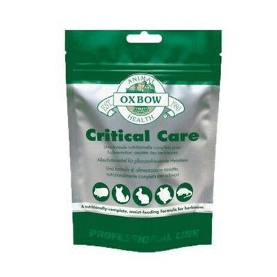 critical care 141 gr per conigli , cavie , chinchillà  tartarughe , iguane