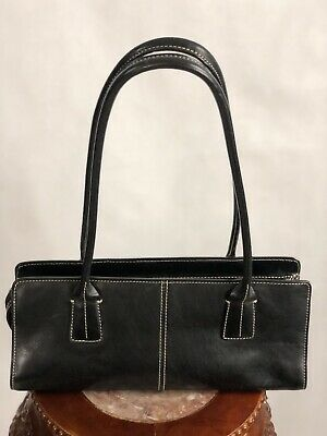 7aca9f5a88 NEW SOLE SOCIETY Nordstrom Purse - Convertible Black Leather Boxy ...