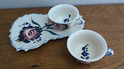 Nasco Snack Tray and Cups, Japan