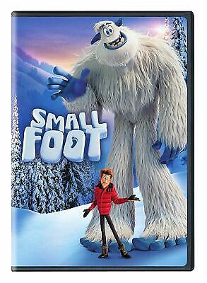 Small Foot Movie DVD (region 1 us import) USED, IN GOOD CONDITION.