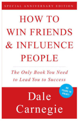 How to Win Friends & Influence People by Carnegie, Dale  [P.D.F]