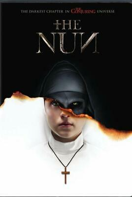 The Nun DVD (region 1 us import) USED, IN GOOD CONDITION.
