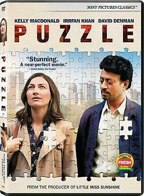 PUZZLE DVD 2018 (region 1 us import) USED, IN GOOD CONDITION.