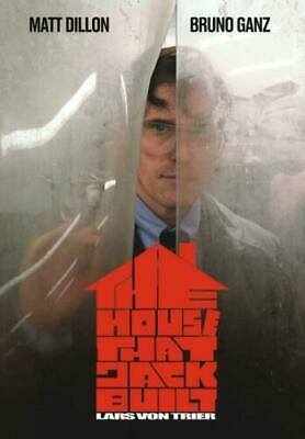 The House That Jack Built DVD (region 1 us import) USED, IN GOOD CONDITION.