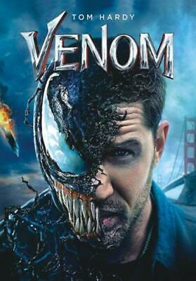 Venom DVD (region 1 us import) USED, IN GOOD CONDITION.