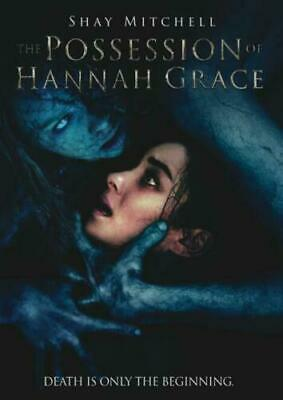 The Possession of Hannah Grace DVD (region 1 us import) USED, IN GOOD CONDITION.