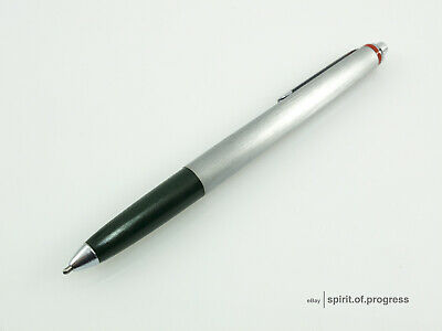 Rotring Ballpoint Push Button Knock Pen Vintage Germany Engineer Architect