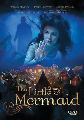 The Little Mermaid 2018 DVD (region 1 us import) USED, IN GOOD CONDITION.