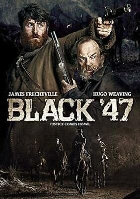 Black 47 DVD (region 1 us import) USED, IN GOOD CONDITION.
