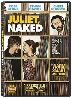 Juliet, Naked DVD (region 1 us import) USED, IN GOOD CONDITION.