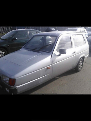 Reliant robin LX 848cc 1995 only 31,500  miles