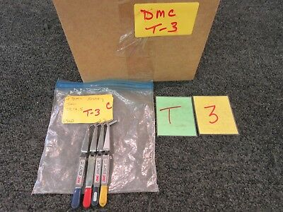 4 Daniels Dmc Removal Tool Drk95 16Ag 20Ag 12A Wire Extract Insert Tweezer T3C