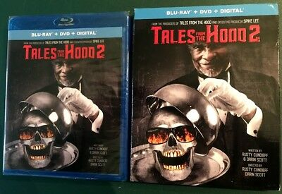 Tales From the Hood 2, Blu-ray DVD Digital, FREE SHIP, SEALED, SLIP, Ohio seller