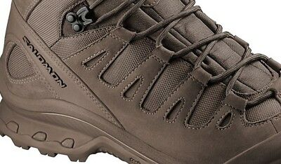 Salomon Forces Quest 4D GTX Goretex Tactical Boots - BURRO L37347800