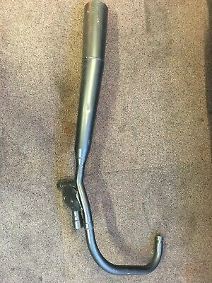Genuine New Old Stock Kawasaki GPZ1100B1 Right Hand Side Exhaust Silencer