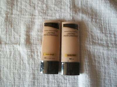 MAX FACTOR Lasting Performance touch proof in various shade
