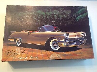 Picture Ref. #30349 1958 Cadillac Eldorado Biarritz Convertible Factory Photo