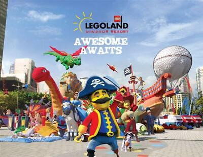 The Sun Savers - Full set of 9 codes for - 2 x LEGOLAND RESORT Tickets.