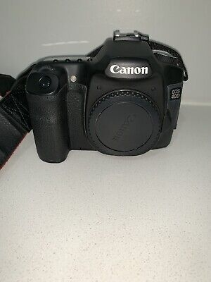 CANON EOS 40D Digital Camera Body And Camera Grip And 2