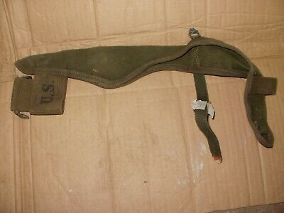 Entrenching Tool Carrier 1945 WWII us ww2 army military M-1910 Korea Vietnam 713