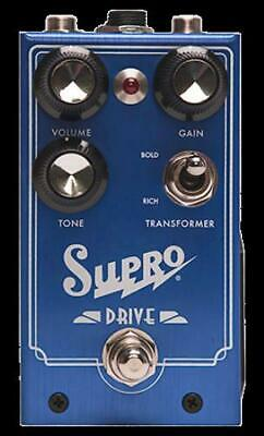 Supro Overdrive Pedal