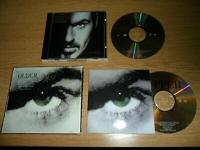 George Michael - Older And Upper (Scarce 2 Cd Box Set - Gold Discs)
